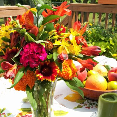 End of Summer Table Inspiration