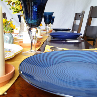 Italian Table Inspiration