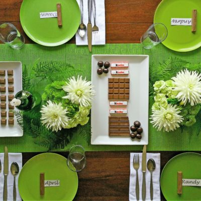 Chocolate Table Inspiration