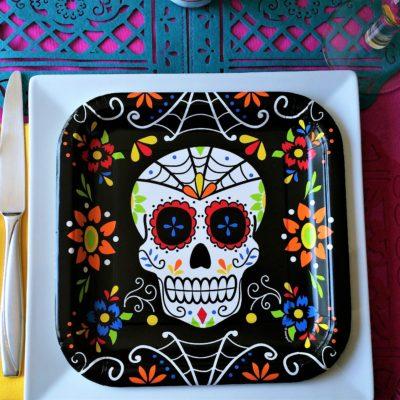 Dia De Los Muertos (Day of the Dead) Table Inspiration