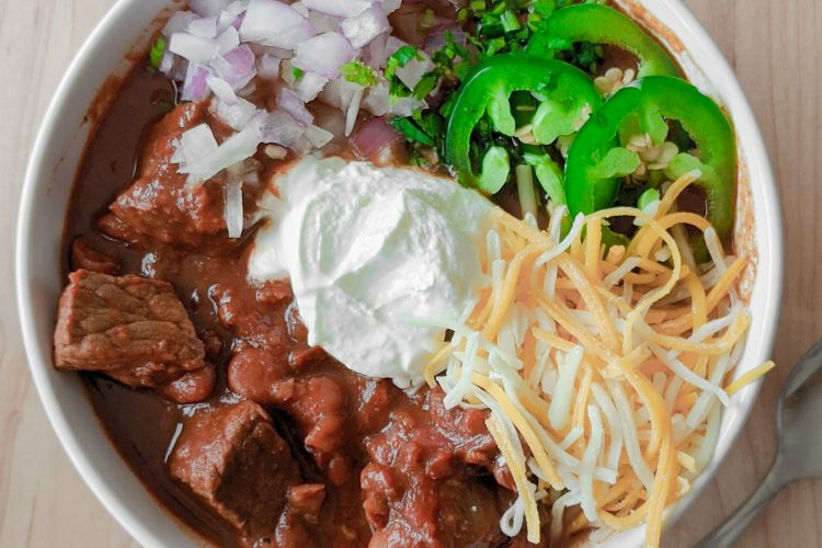 Mexican Beef Taco Chili
